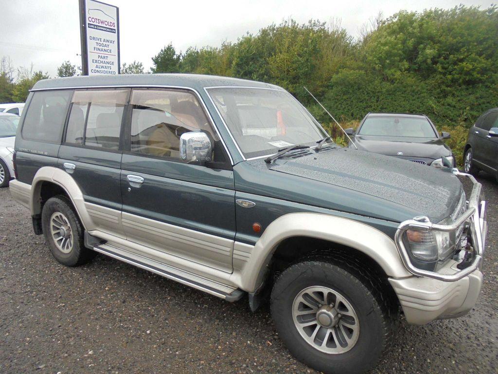 Mitsubishi Pajero Unlisted