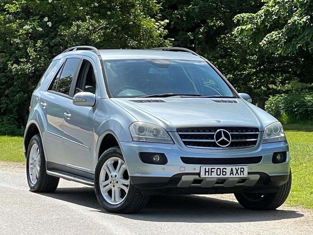 Mercedes-Benz M Class SUV 3.0 ML280 CDI SE 5dr