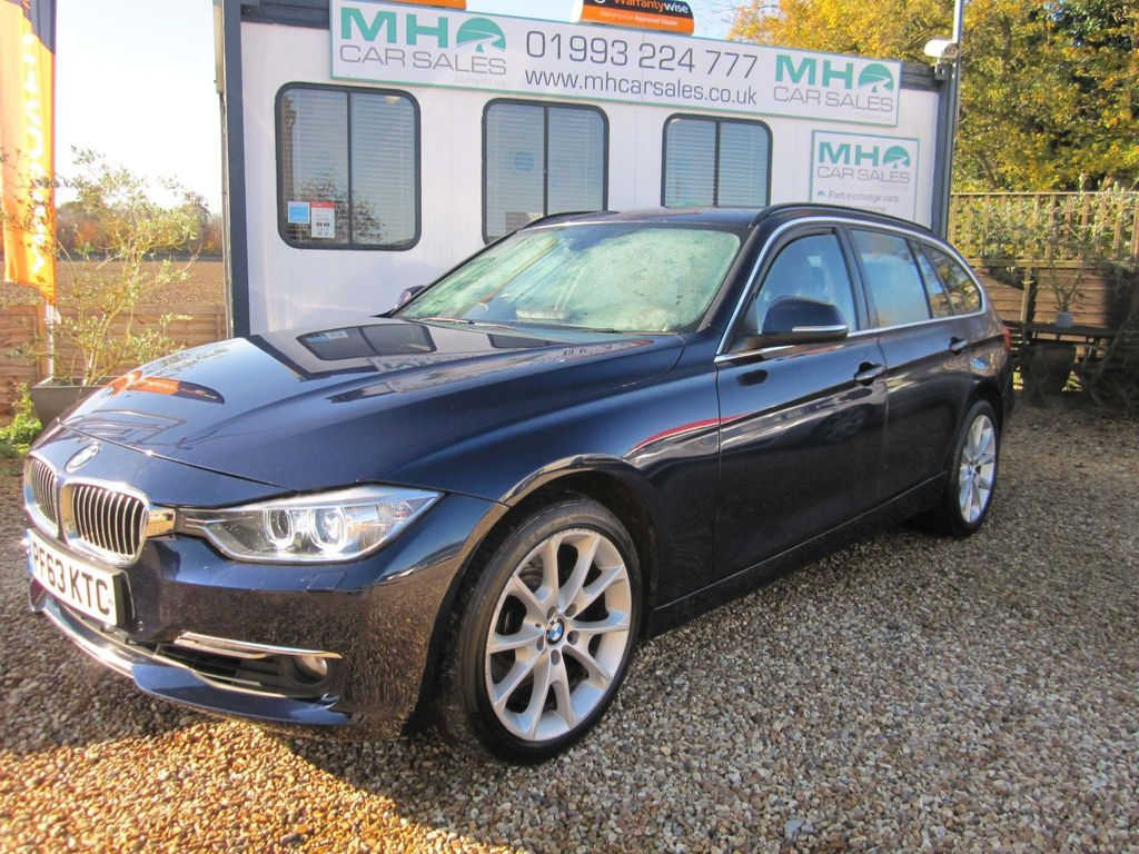 BMW 3 Series Estate 3.0 330d Luxury Touring Sport Auto xDrive (s/s) 5dr