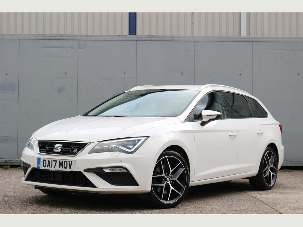 SEAT Leon Estate 2.0 TDI FR Technology ST DSG (s/s) 5dr