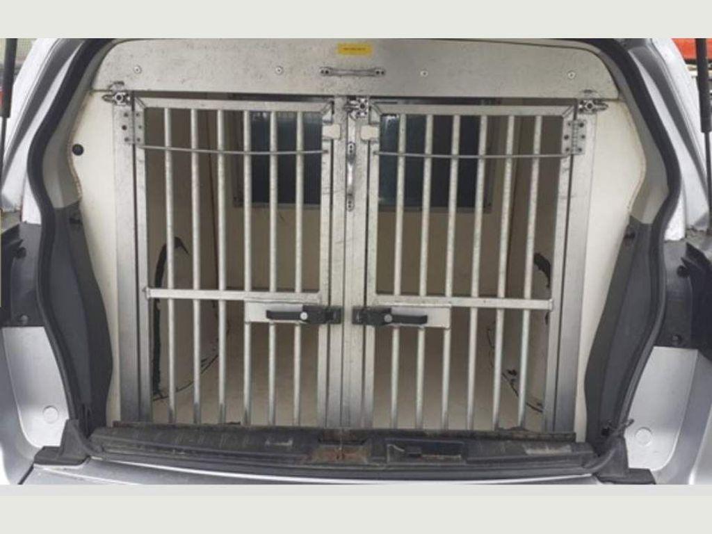 Mitsubishi Outlander SUV 2.2 DI-D GX1 4work LCV 5dr
