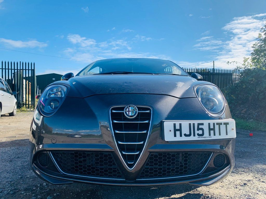 Alfa Romeo MiTo Hatchback 1.4 MultiAir Progression (s/s) 3dr