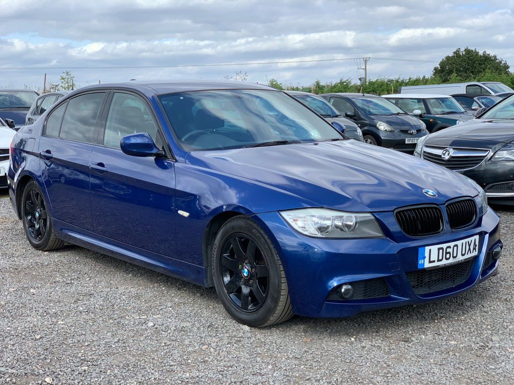 BMW 3 Series Saloon 2.0 320d Sport Plus 4dr