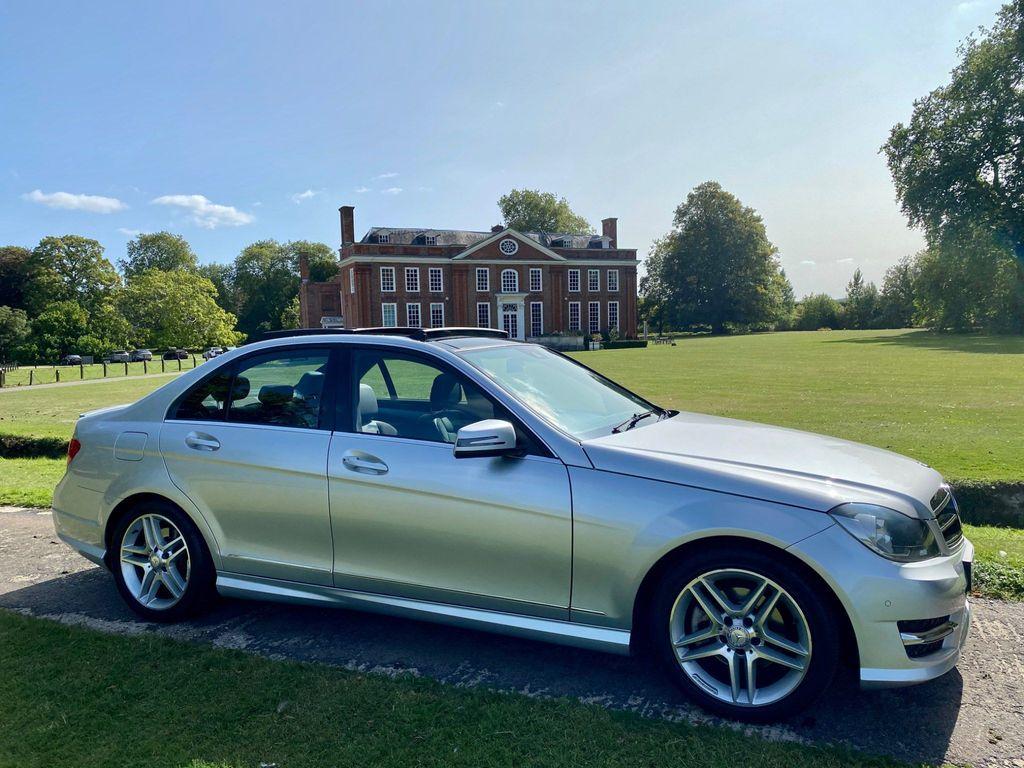 Mercedes-Benz C Class Saloon 2.1 C250 CDI AMG Sport Edition (Premium Plus) 7G-Tronic Plus 4dr