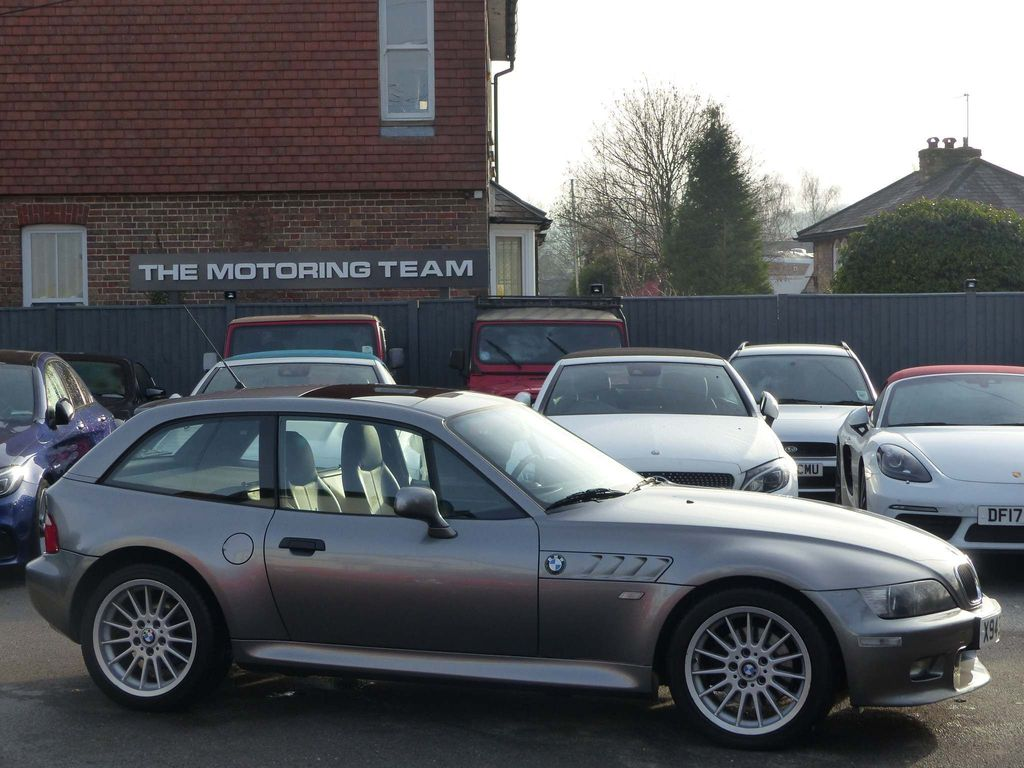 BMW Z3 Convertible 3.0i COUPE AUTOMATIC