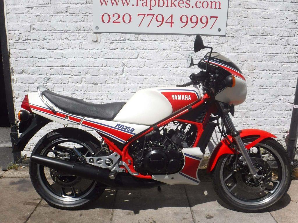 Yamaha RD350 Classic 350 LC2