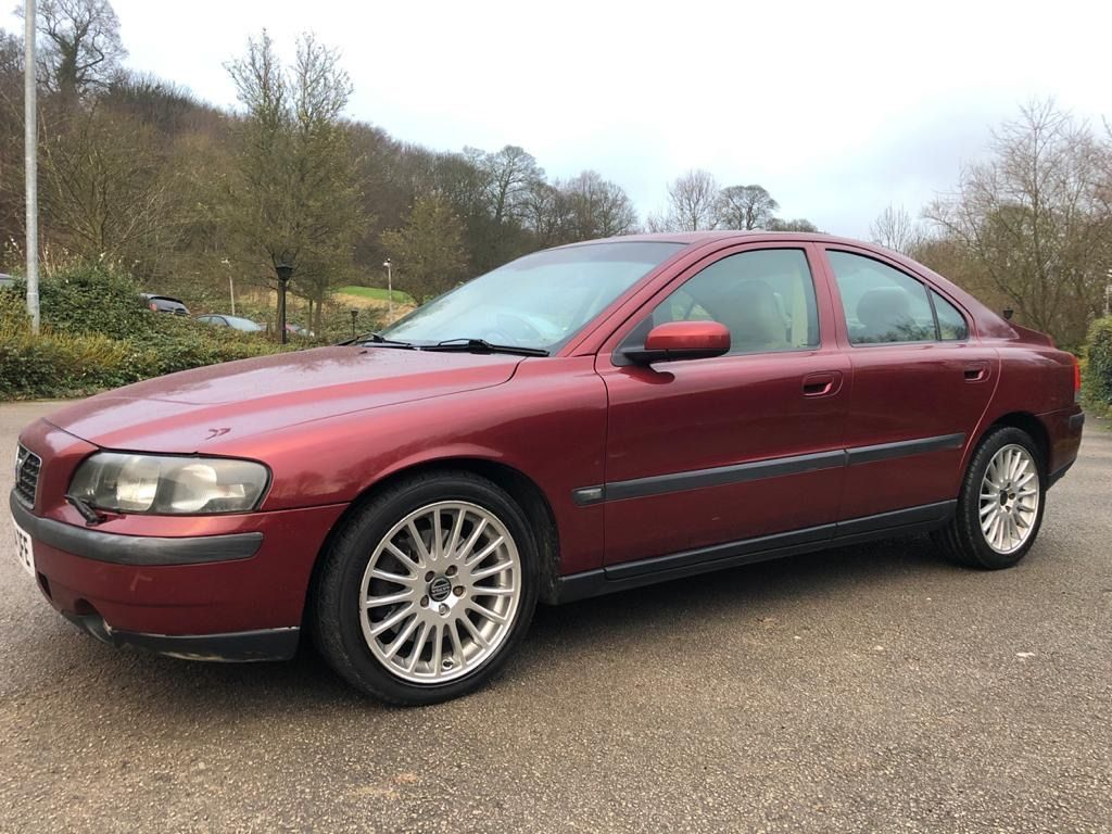 Volvo S60 Saloon 2.0 T SE 4dr