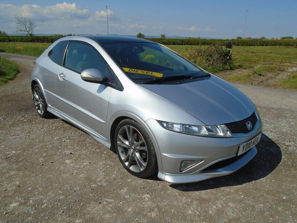 Honda Civic Hatchback 2.2 i-CTDi Type S GT 3dr