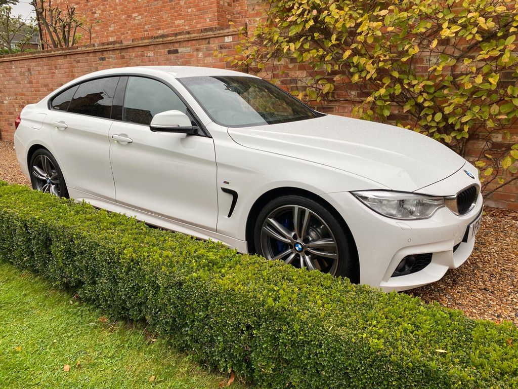 BMW 4 Series Gran Coupe Saloon 3.0 435i M Sport Gran Coupe Auto (s/s) 5dr