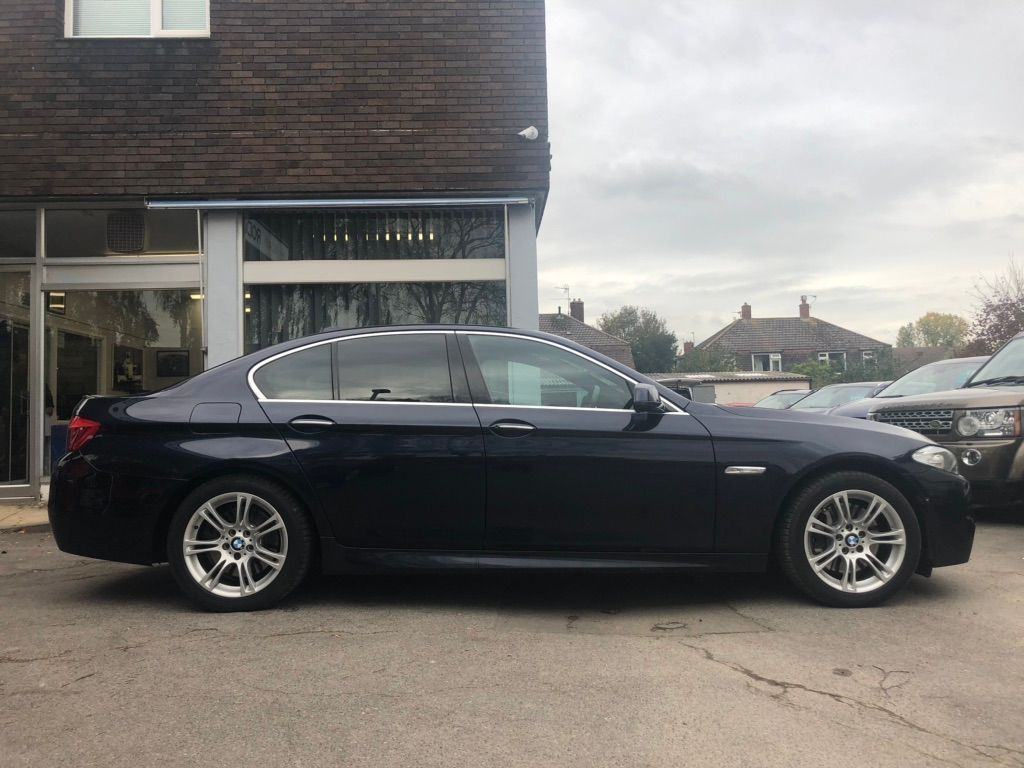 BMW 5 Series Saloon 3.0 535 ActiveHybrid M Sport 4dr