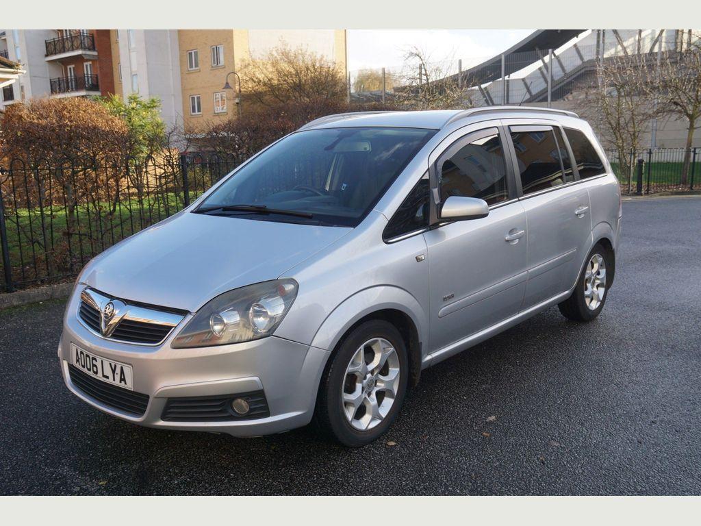 Vauxhall Zafira MPV 1.9 CDTi Design 5dr