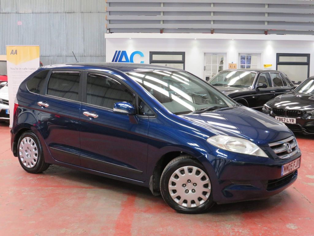Honda FR-V MPV 2.0 i-VTEC SE 5dr