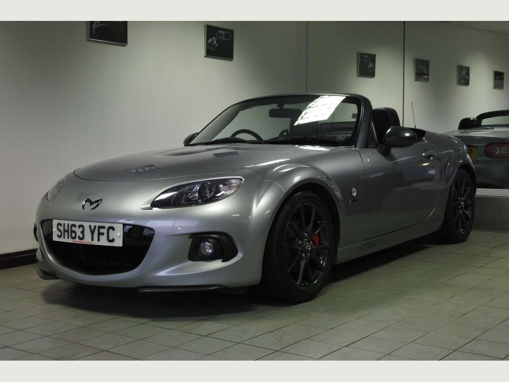 Mazda MX-5 Coupe 1.8 Sport Roadster 2dr