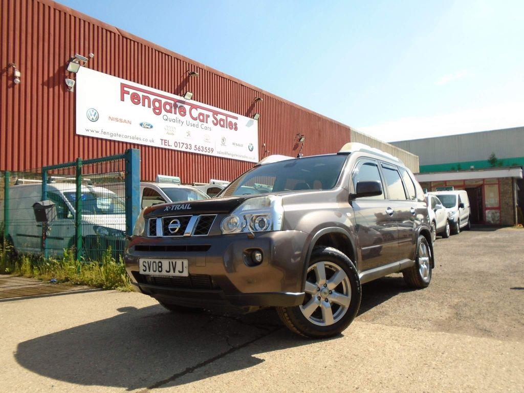 Nissan X-Trail SUV 2.0 dCi Aventura Explorer Extreme 4WD 5dr
