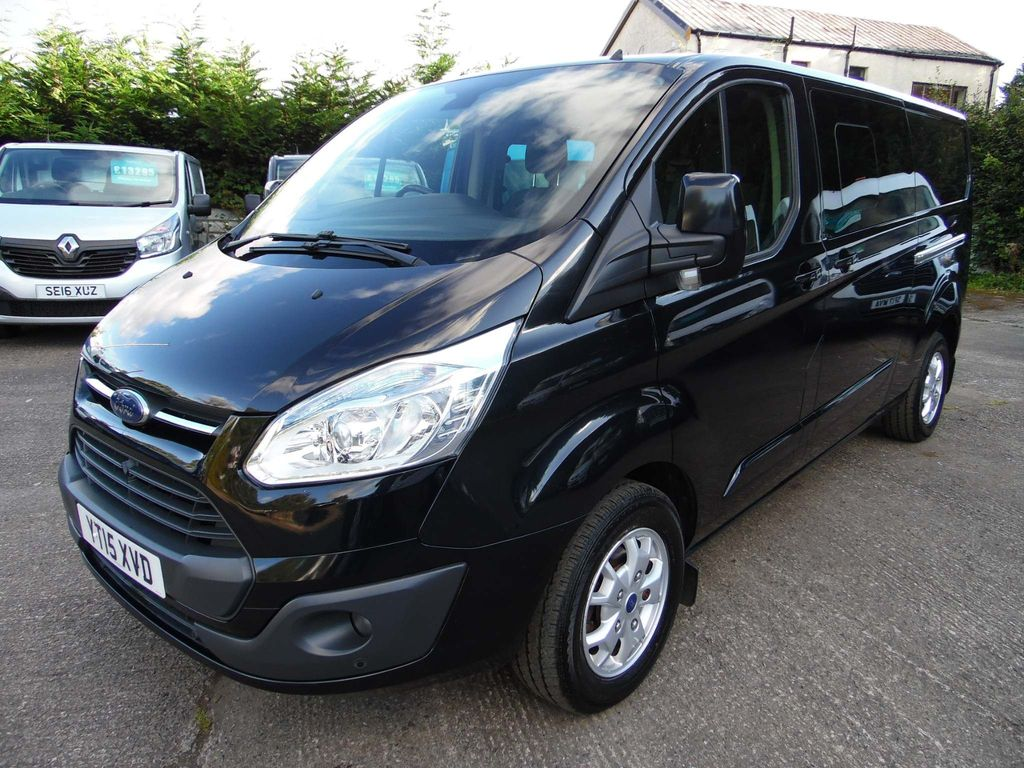 Ford Transit Custom Other 2.2 TDCi 290 Limited Double Cab-in-Van L2 H1 6dr