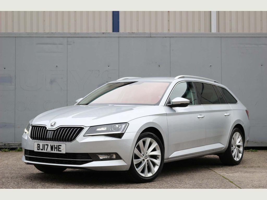 Used Skoda Superb Estate 2 0 Tdi Se L Executive Dsg S S 5dr In Keighley West Yorkshire Max Motor Co Yorkshire Limited