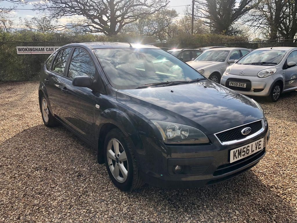 Ford Focus Hatchback 1.8 Ghia 5dr