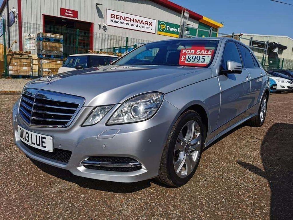 Mercedes-Benz E Class Saloon 3.0 E350 CDI BlueEFFICIENCY Avantgarde 7G-Tronic Plus (s/s) 4dr