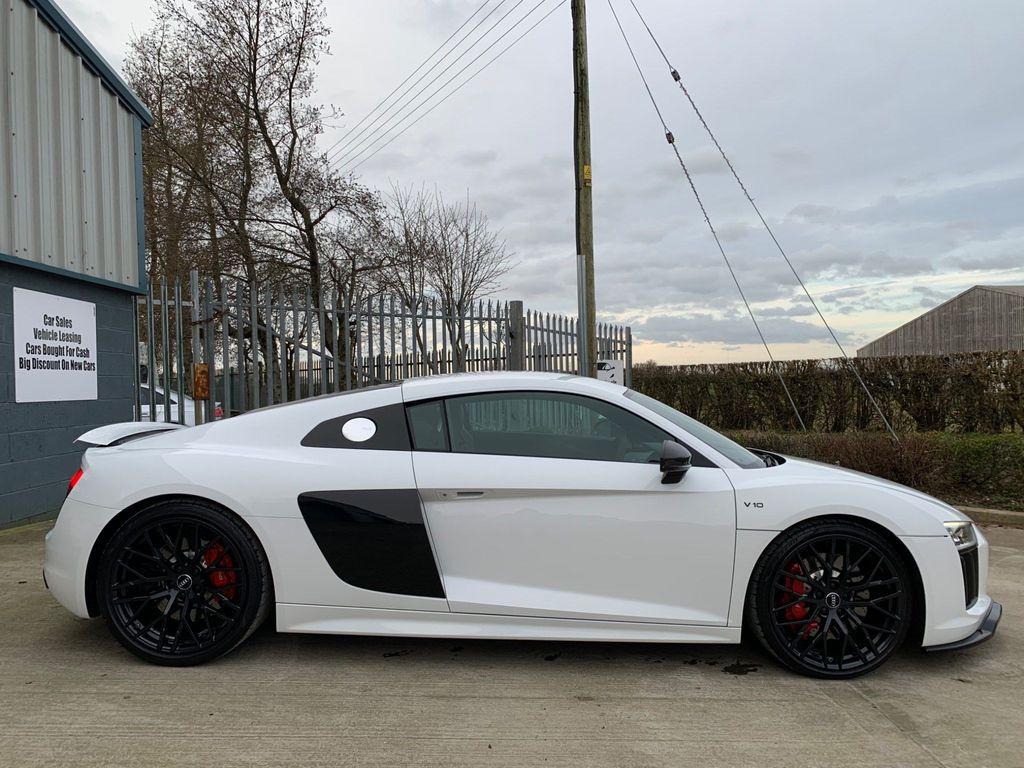 Audi R8 Coupe 5.2 FSI V10 S Tronic RWS (s/s) 2dr