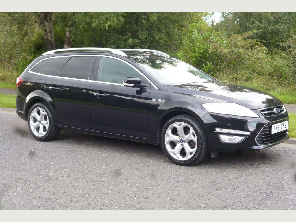 Ford Mondeo Estate 2.0 TDCi Titanium 5dr