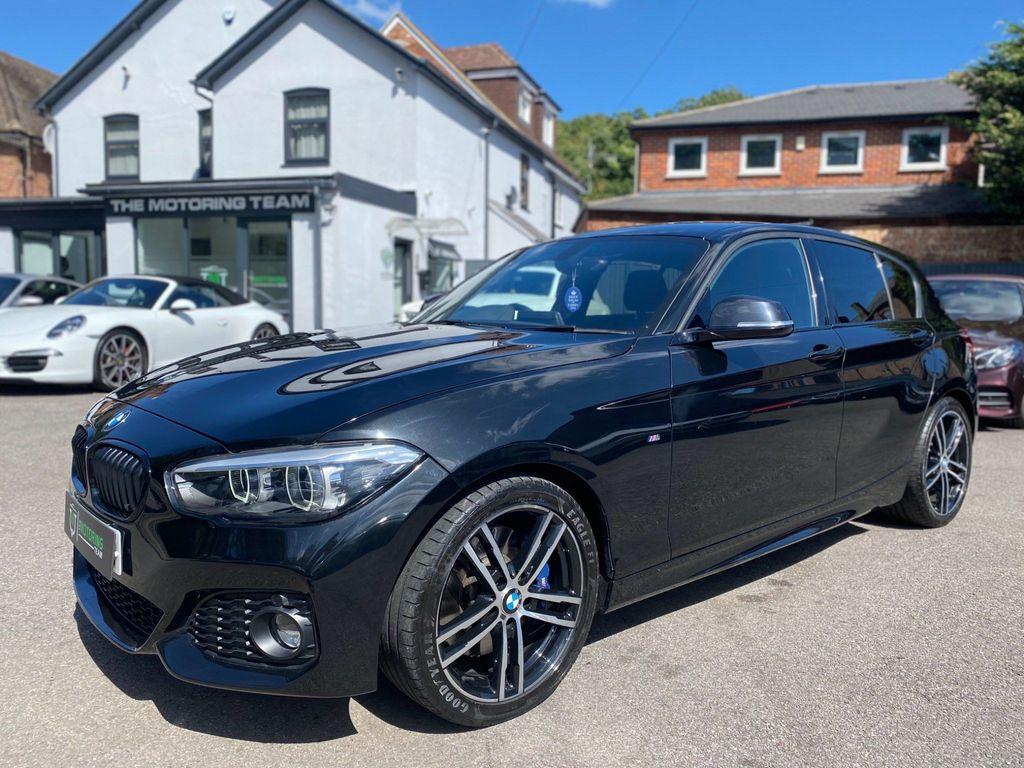 BMW 1 Series Hatchback 1.5 118i GPF M Sport Shadow Edition Sports Hatch Auto (s/s) 5dr