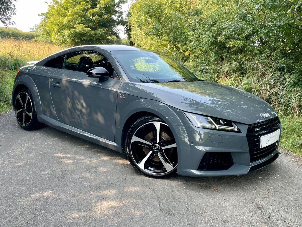Audi TT Coupe 2.0 TDI Black Edition S Tronic quattro (s/s) 3dr
