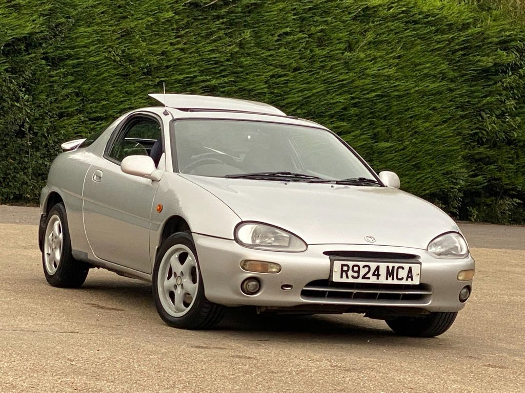 Mazda MX-3 Coupe 1.6 M5 2dr
