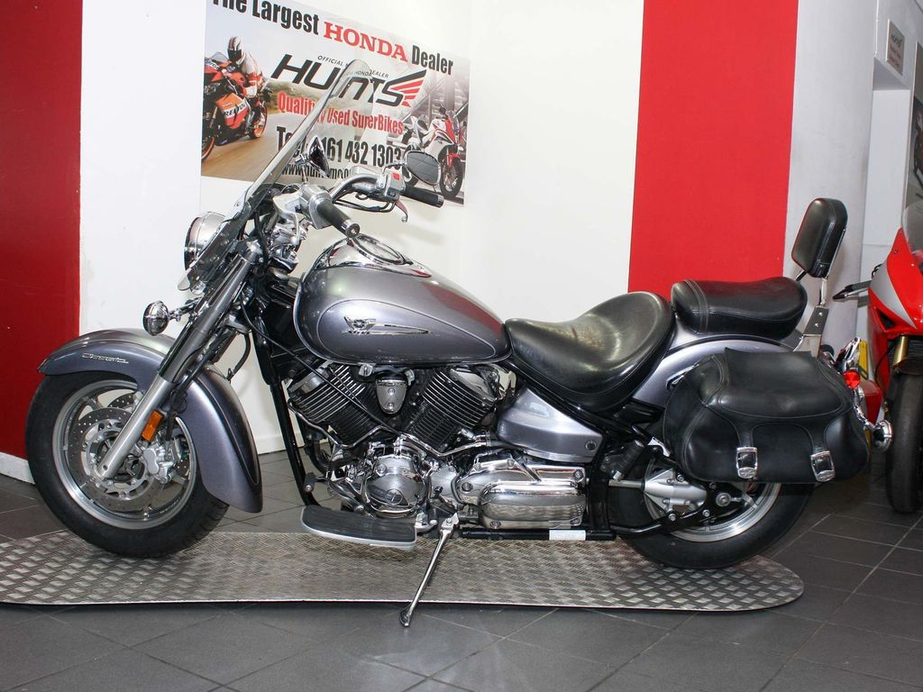 YAMAHA XVS1100 Custom Cruiser 1100 Drag Star Classic