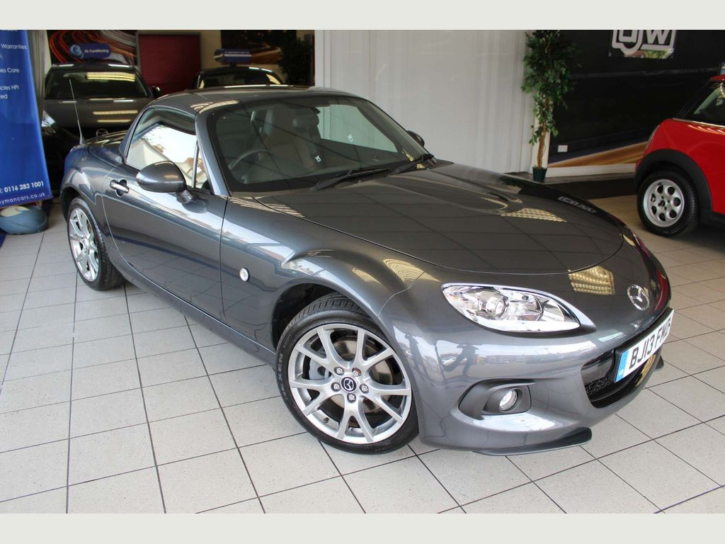 Mazda MX-5 Coupe 1.8 Venture Roadster 2dr