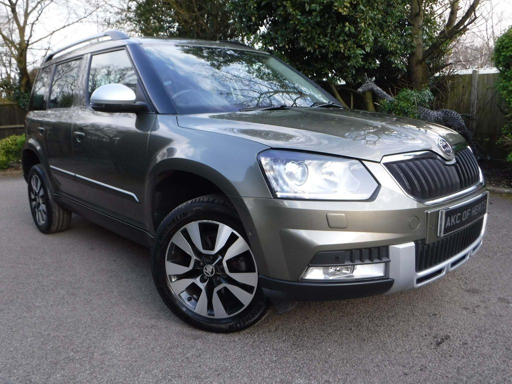 SKODA Yeti SUV 1.4 TSI Laurin & Klement Outdoor 4WD (s/s) 5dr