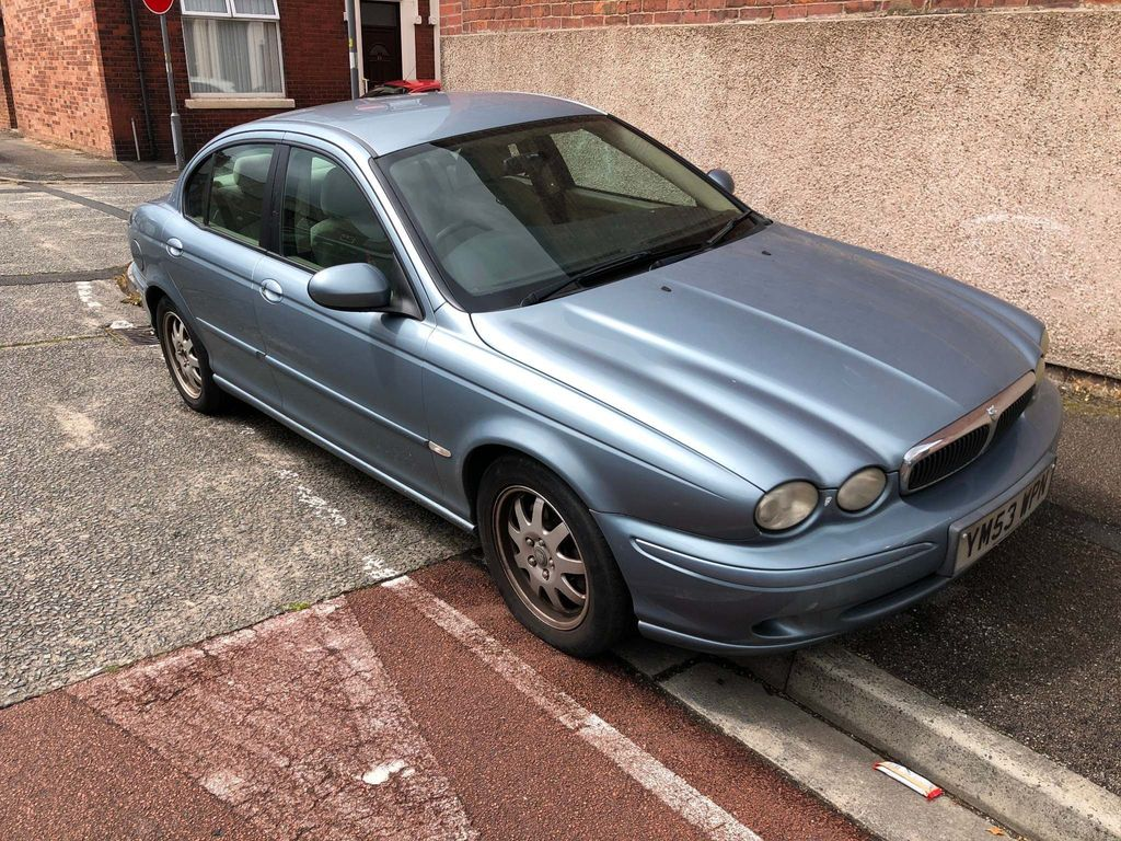 Jaguar X-Type Saloon 2.0 D Classic 4dr