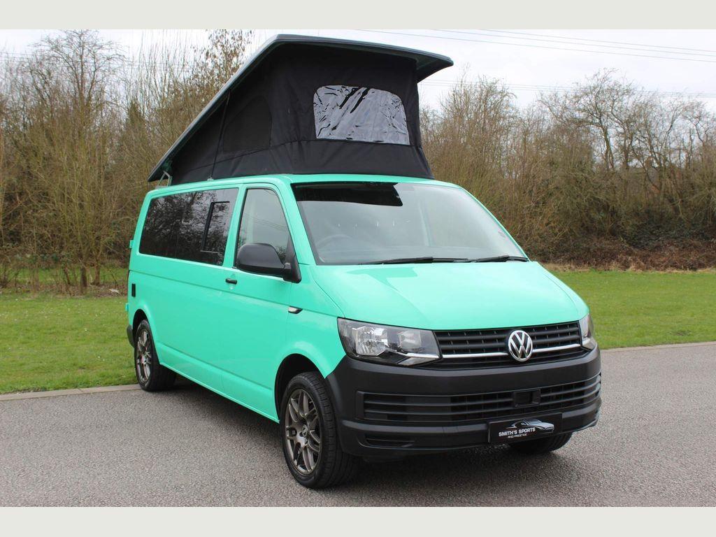Volkswagen Transporter Camper 2.0 TDI T28 BlueMotion Tech Startline FWD LWB EU6 (s/s) 5dr