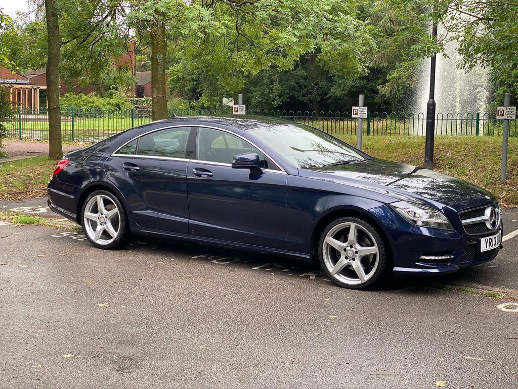 Mercedes-Benz CLS Coupe 2.1 CLS250 BlueEFFICIENCY AMG Sport 7G-Tronic Plus (s/s) 4dr