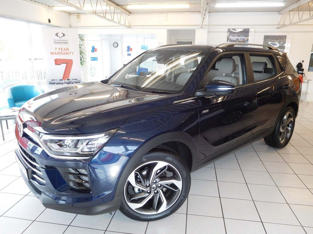 SsangYong Korando SUV 1.6D Ultimate Auto 4WD 5dr
