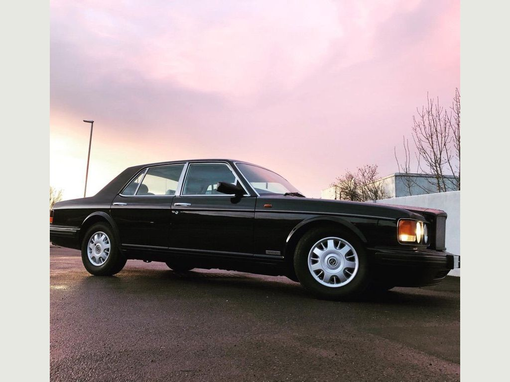 Bentley Brooklands Saloon 6.8 Saloon 4dr Petrol Automatic (409 g/km, 300 bhp)