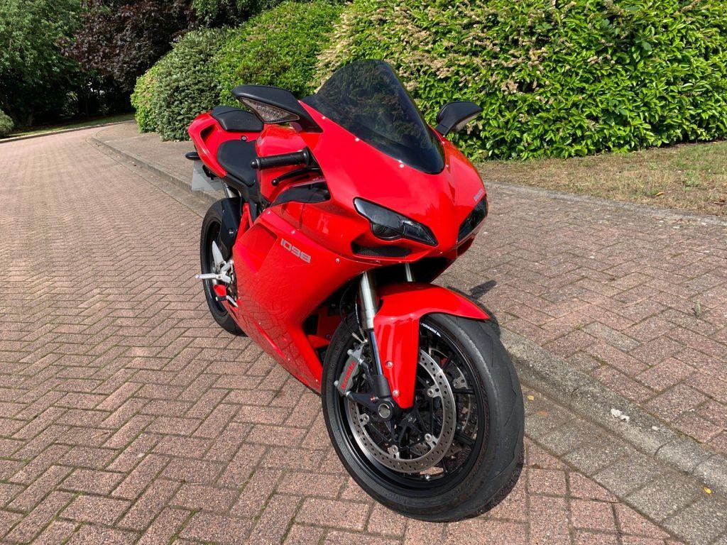 Ducati 1098 Super Sports 1098