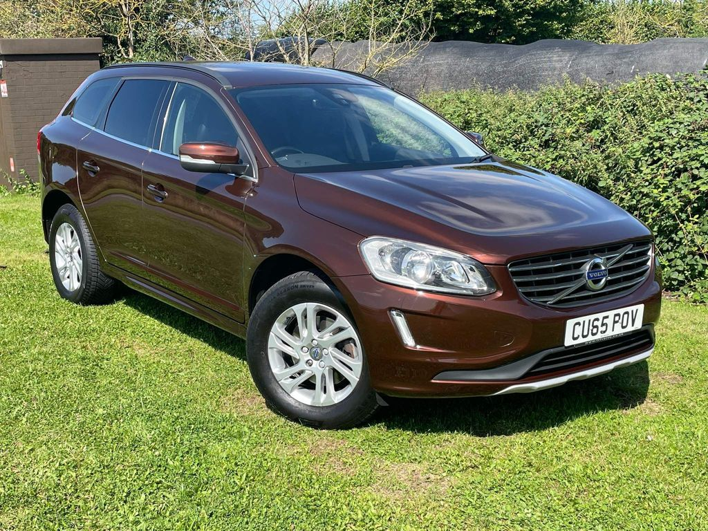Volvo XC60 SUV 2.4 D4 SE Geartronic AWD 5dr
