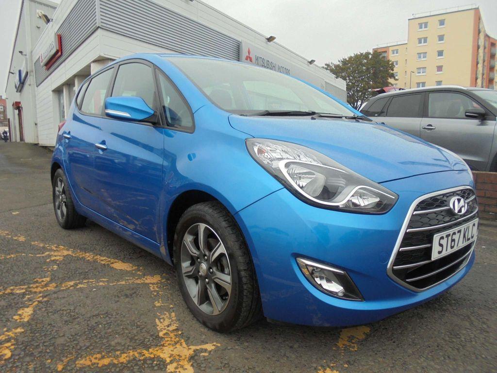 Hyundai ix20 Hatchback 1.4 Blue Drive SE (s/s) 5dr