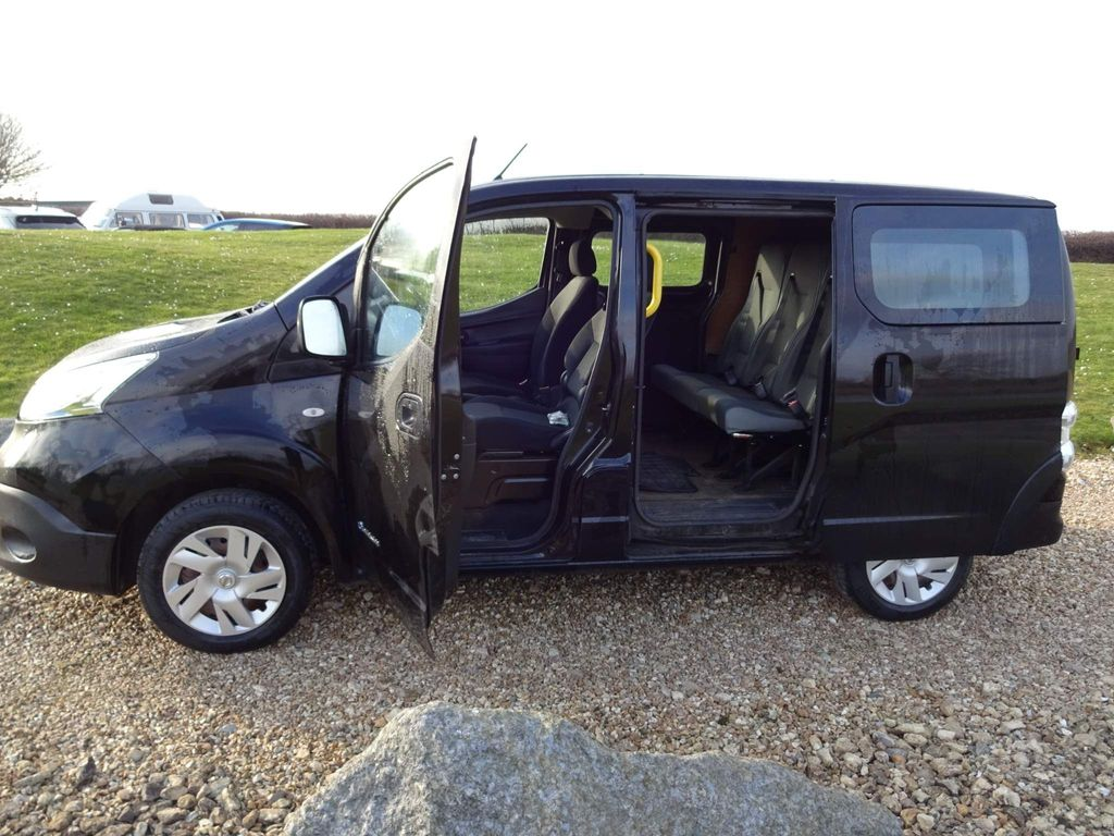 Nissan e-NV200 Other Acenta Auto 5dr (5 Seat)