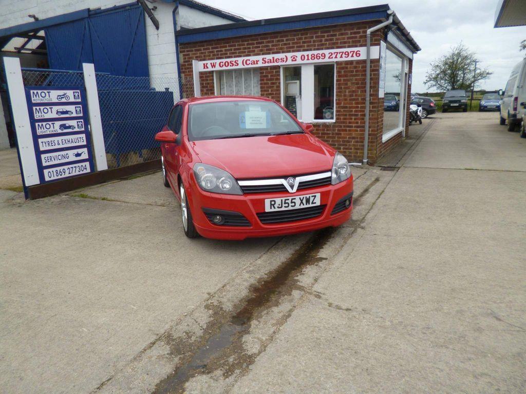 Vauxhall Astra Hatchback 2.0 i 16v SRi Exterior Pack 5dr