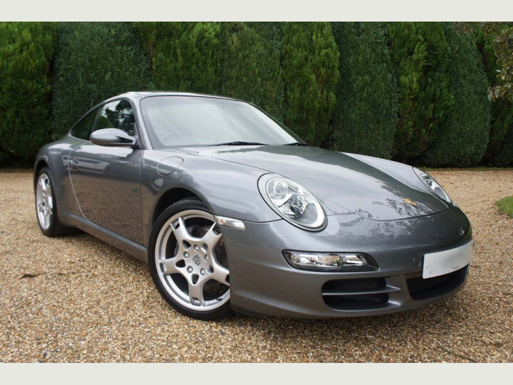 Porsche 911 Coupe 3.6 997 Carrera 2dr