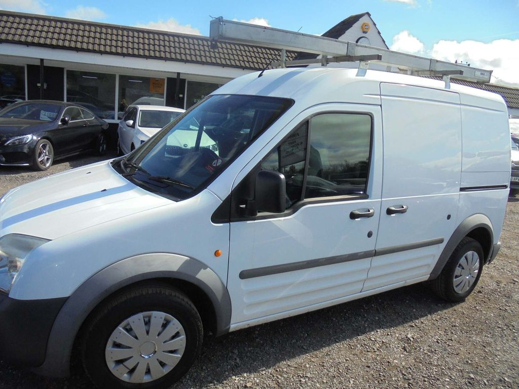Ford Transit Connect Panel Van 1.8 TDCi T230 LWB LX High Roof 4dr