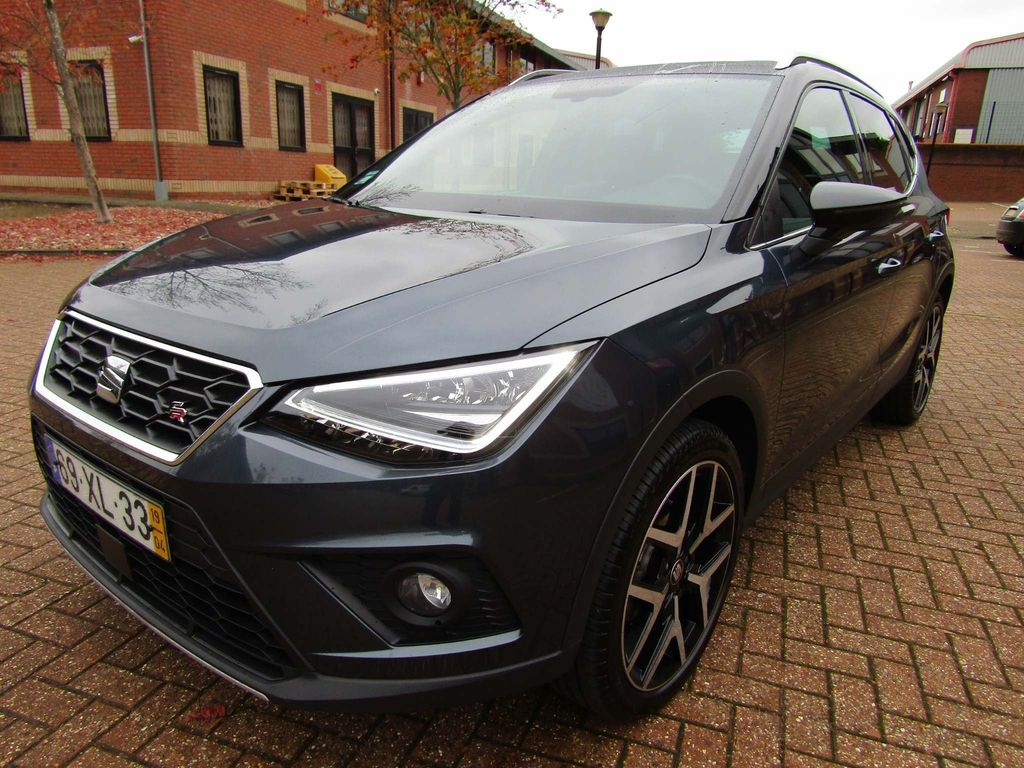 SEAT Arona SUV 1.0 TSi FR SPORT 5 DR 6 SPEED MANUAL