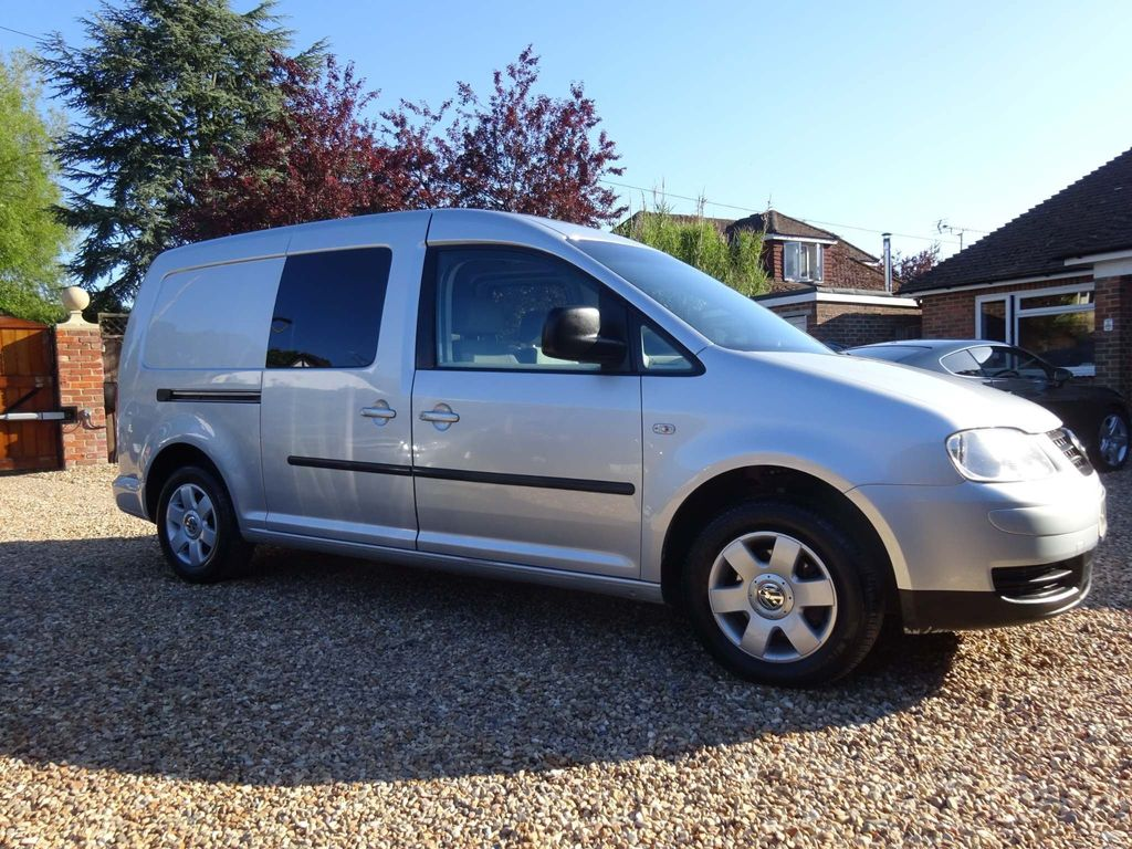 Volkswagen Caddy Maxi Panel Van 1.9 TDI Maxi Panel Van 5dr