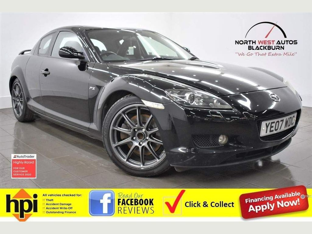 Mazda RX-8 Coupe 1.3 PZ 4dr
