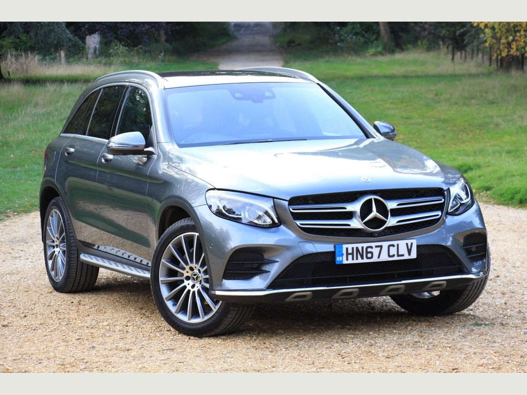 Mercedes-Benz GLC Class SUV 2.1 GLC250d AMG Line (Premium) G-Tronic 4MATIC (s/s) 5dr