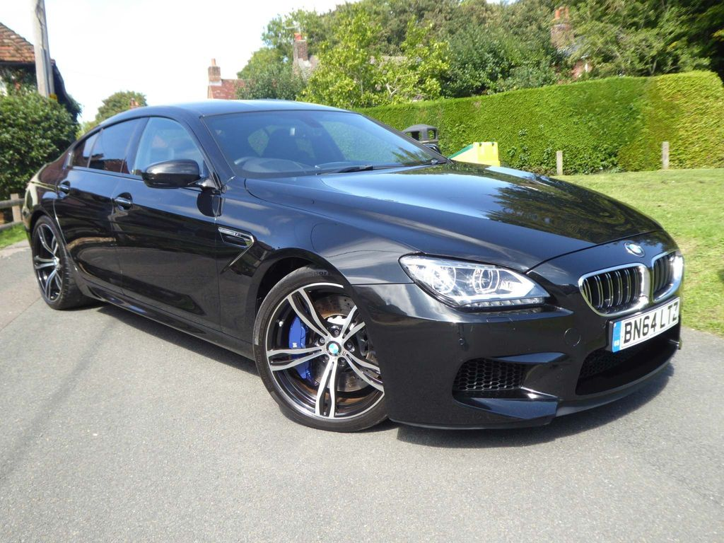 BMW M6 Gran Coupe Saloon 4.4 Gran Coupe M DCT 4dr