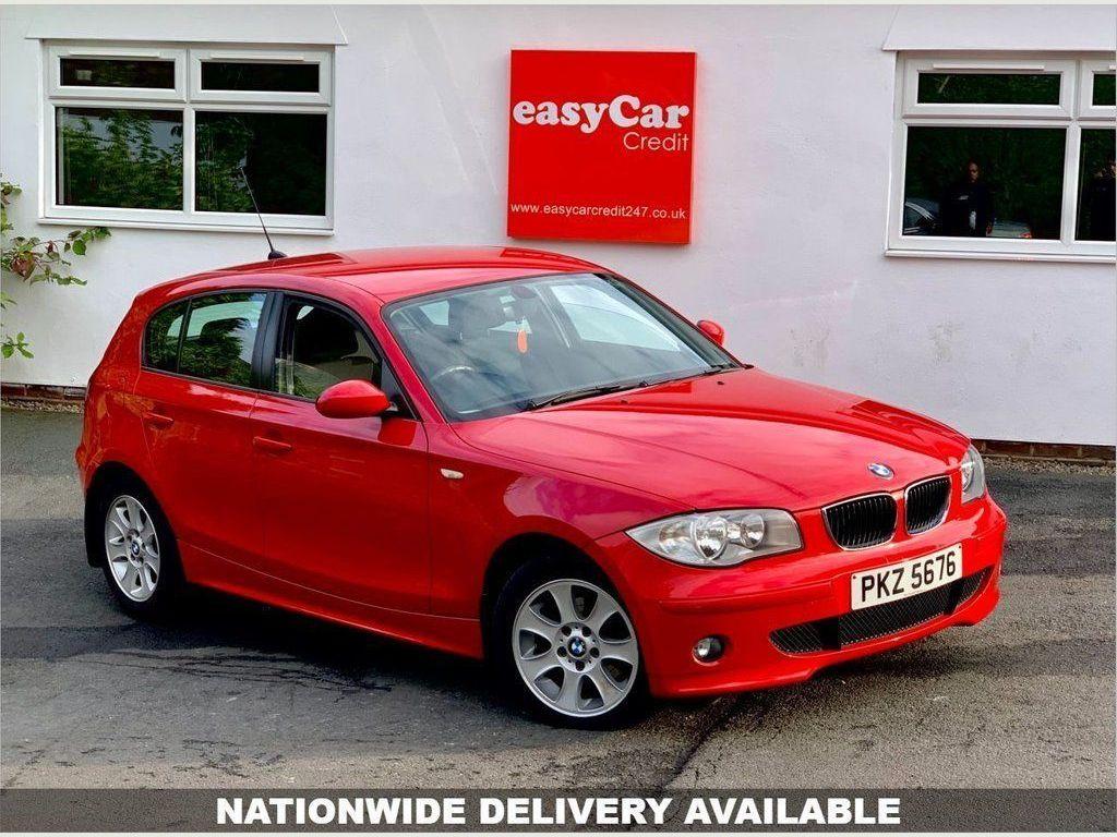 BMW 1 Series Hatchback 2.0 118I SE 5d 128 BHP