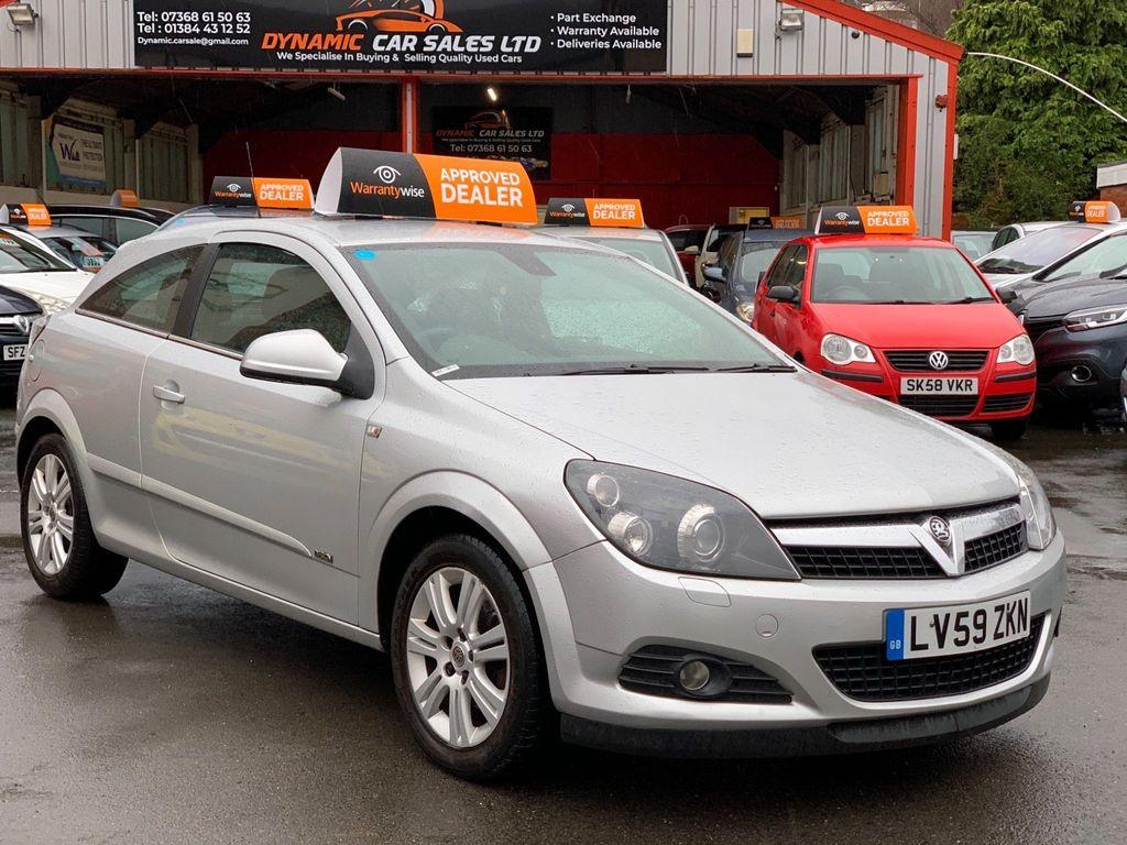 Vauxhall Astra Hatchback 1.6 i 16v Design Sport Hatch 3dr