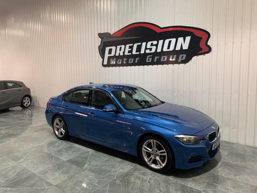 BMW 3 Series Saloon 2.0 325d M Sport (s/s) 4dr